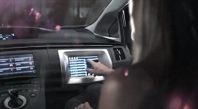 """Connected Car"" brings in-flight entertainment to your car - photo 4"