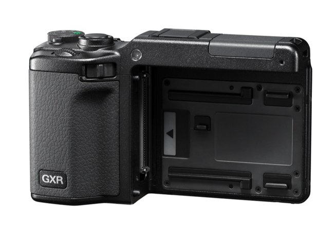 Ricoh GXR interchangeable unit camera system launches   - photo 2