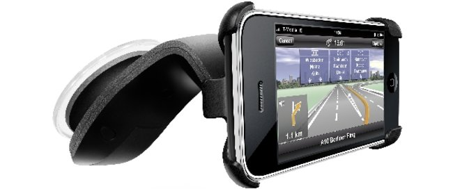 Navigon launches iPhone Car Mount  - photo 2