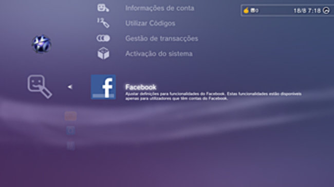 PS3 update bringing Facebook integration - photo 4