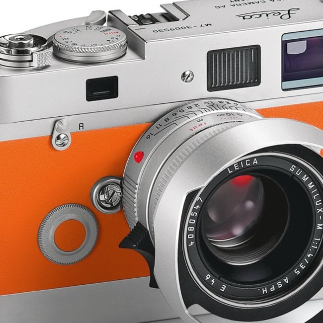 "Leica M7 Edition ""Hermes"" announced  - photo 1"