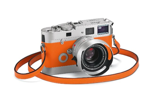 "Leica M7 Edition ""Hermes"" announced  - photo 3"