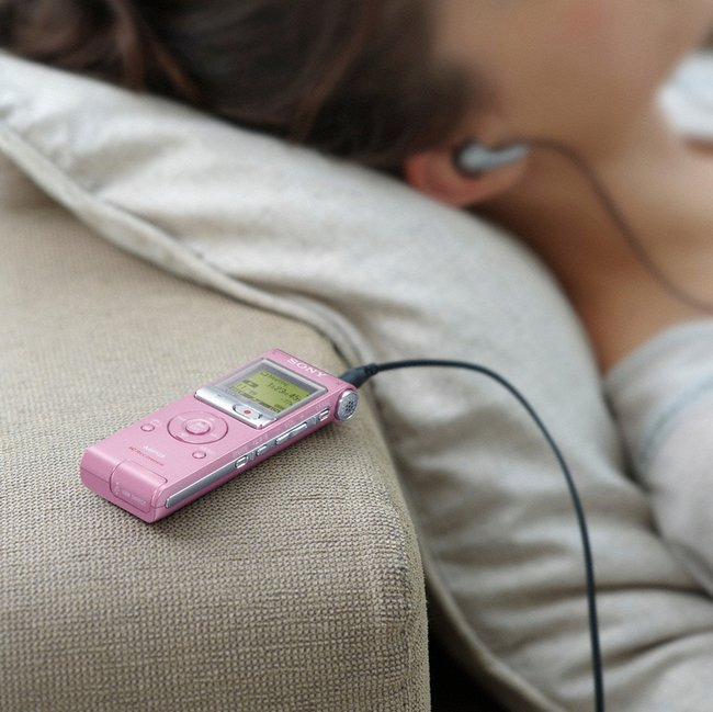 Sony launches colourful 3-in-1 digital voice recorders - photo 1