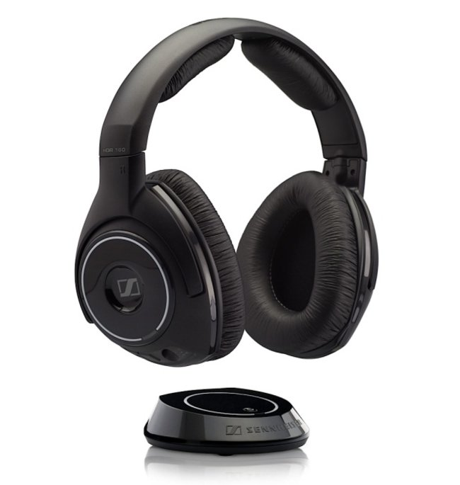 Sennheiser intros RS wireless headphones range - photo 1