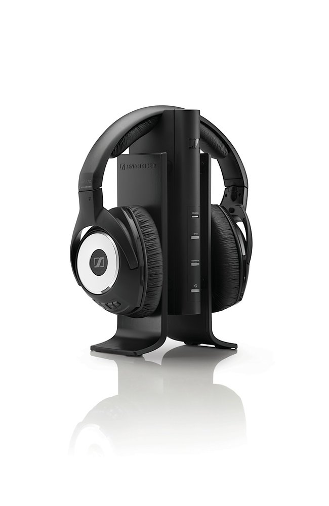 Sennheiser intros RS wireless headphones range - photo 3