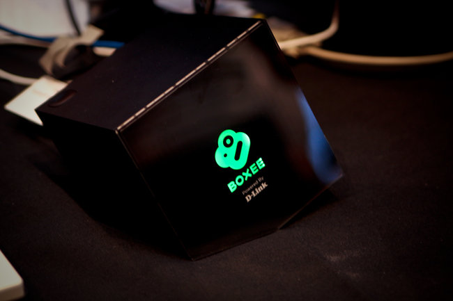 Boxee Box from D-Link - photo 2