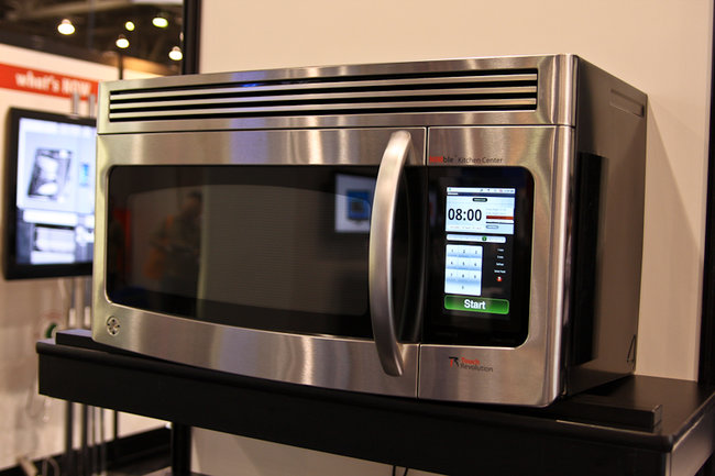 Android-powered microwave brings cooking to the Google OS - photo 1