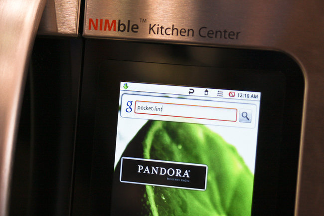 Android-powered microwave brings cooking to the Google OS - photo 5