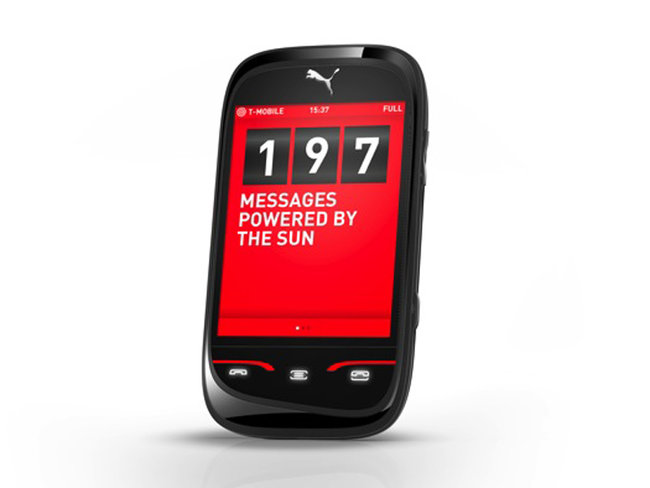 Puma phone officially launched - photo 1