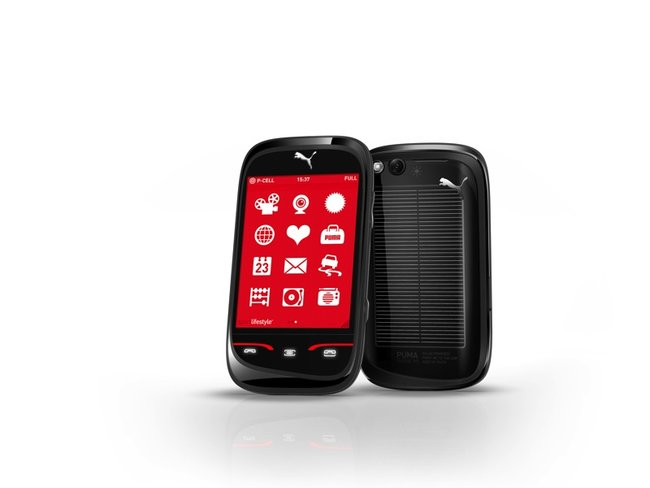 Puma phone officially launched - photo 5