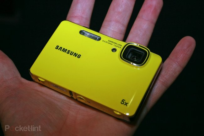 Samsung WP10 camera hands-on - photo 2