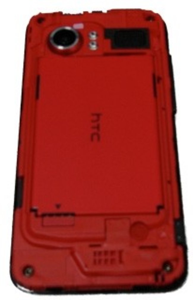 More HTC Incredible details emerge - photo 4