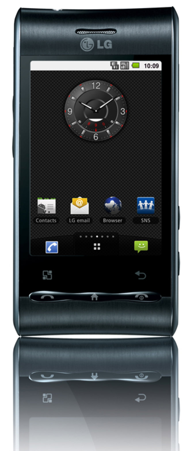 Android made easy with the LG Optimus - photo 3