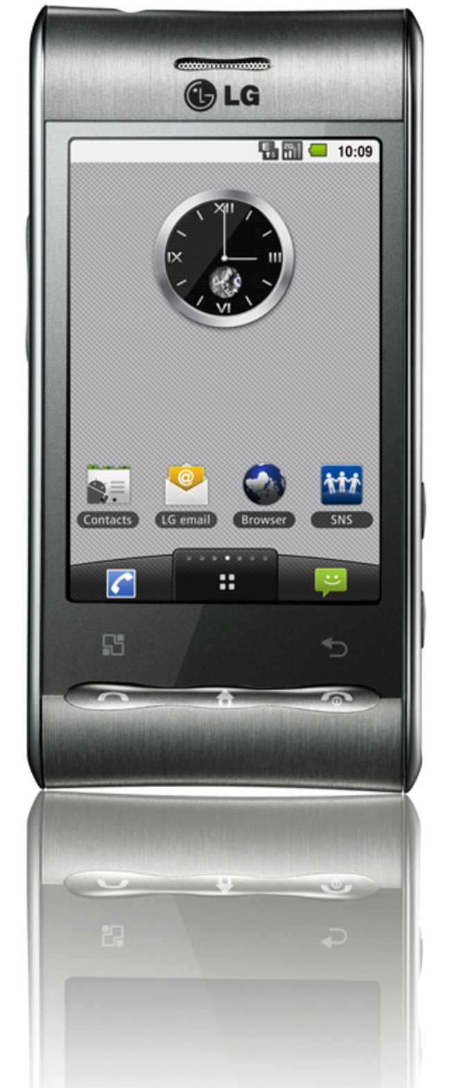 Android made easy with the LG Optimus - photo 7