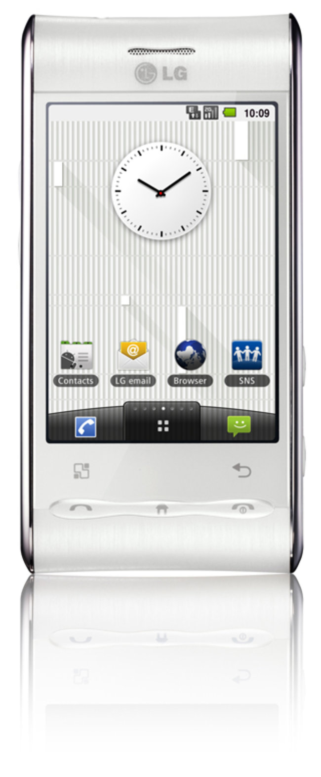 Android made easy with the LG Optimus - photo 8