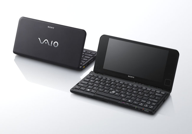 Sony Vaio P adds accelerometer and GPS - photo 2