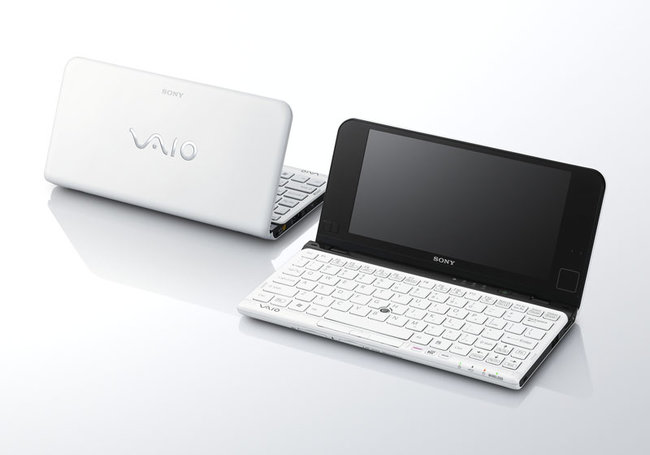 Sony Vaio P adds accelerometer and GPS - photo 6