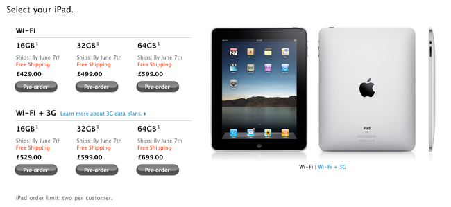 """Apple iPad demand """"off the charts"""", new online orders pushed back - photo 4"""