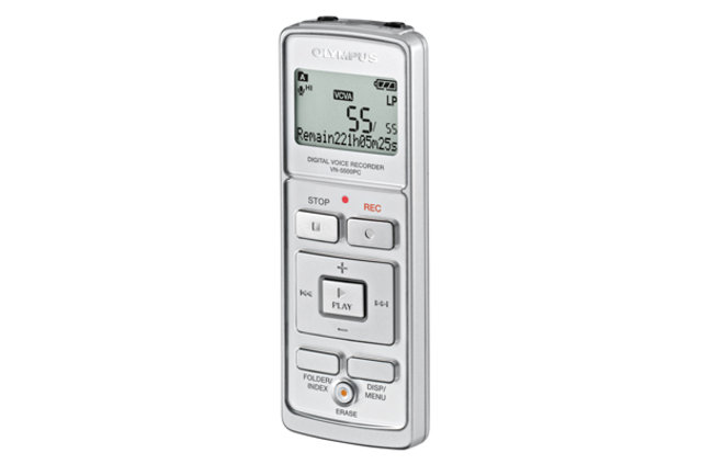 Olympus voice recorder turns speech to text - photo 1