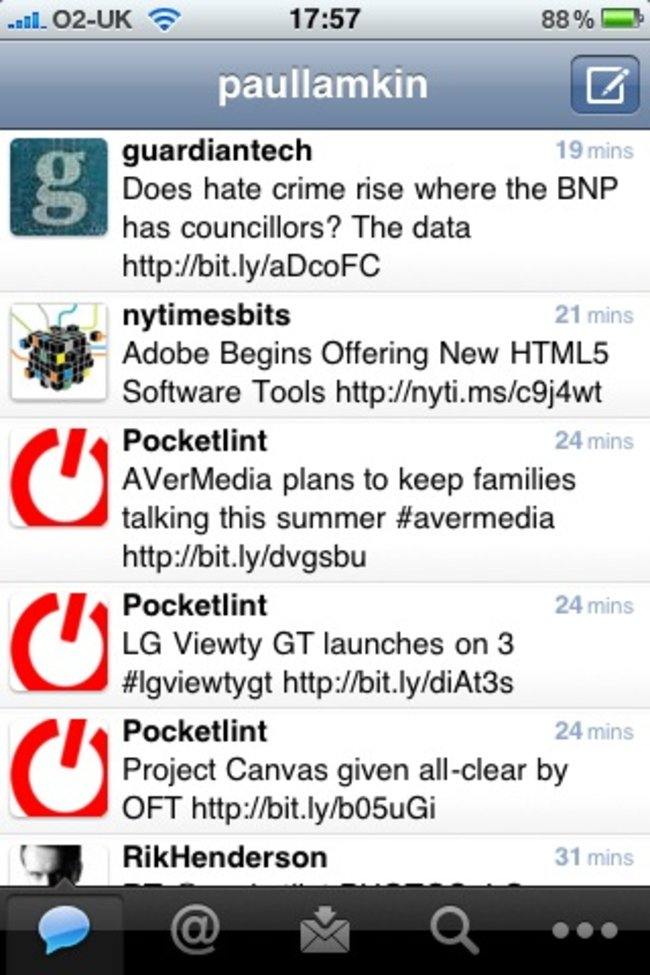Official Twitter app finally hits the iPhone - photo 9