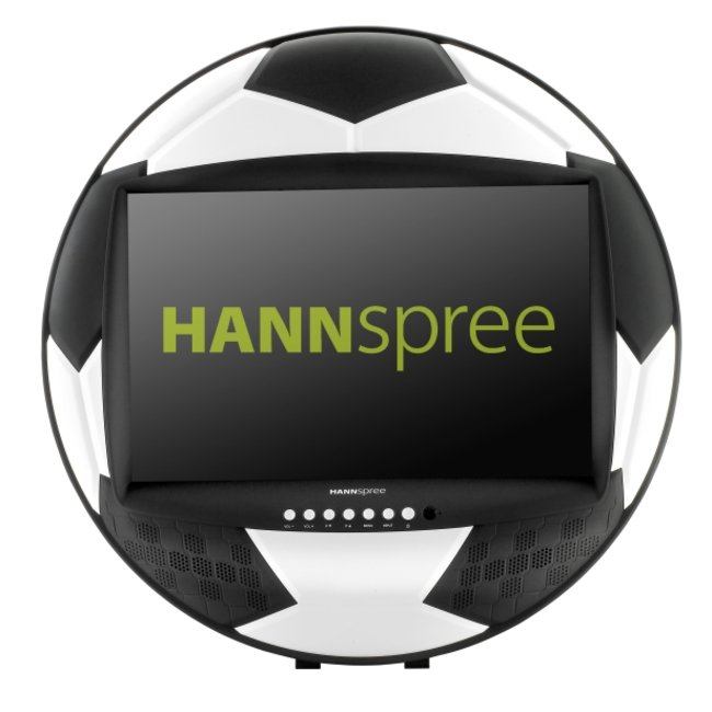 HANNspree gets in the World Cup mood with the HANNSsoccer 28 TV - photo 2
