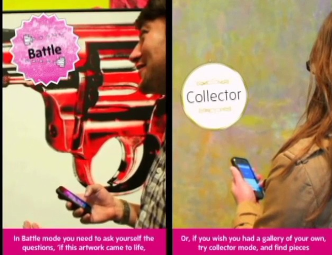 APP OF THE DAY - Tate Trumps (iPhone) - photo 2