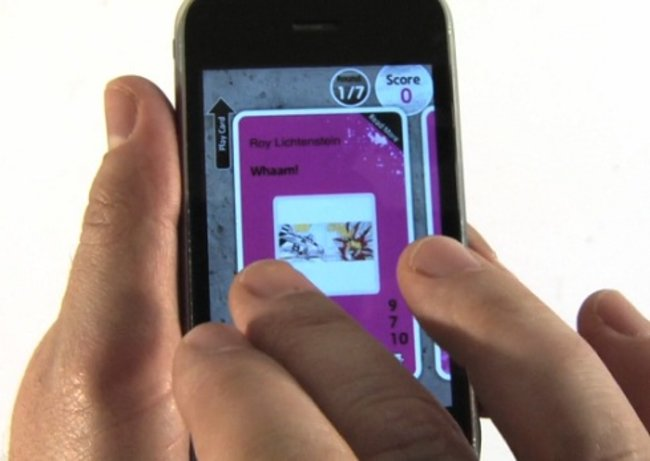 APP OF THE DAY - Tate Trumps (iPhone) - photo 3