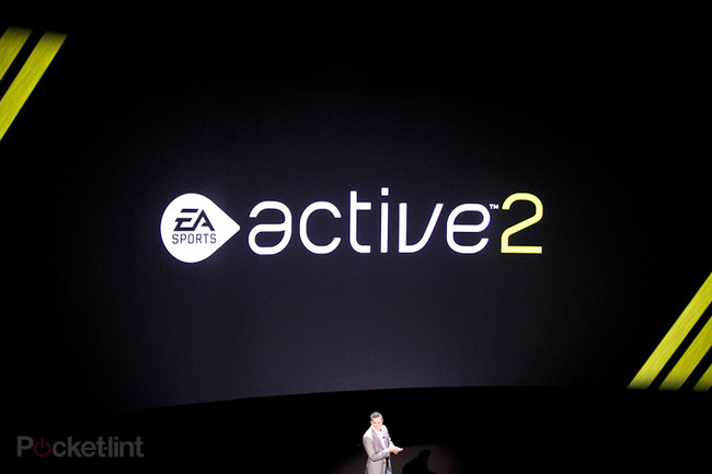 EA runs to support Microsoft Kinect with EA Sports Active 2 - photo 2