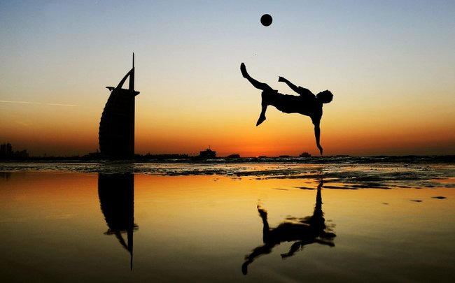 Photographers' Diaries - How to shoot World Cup football - photo 7
