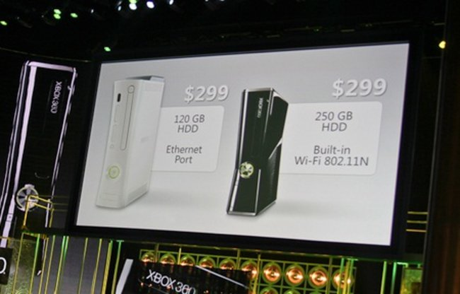 Xbox 360 Slim vs Xbox 360 - photo 2
