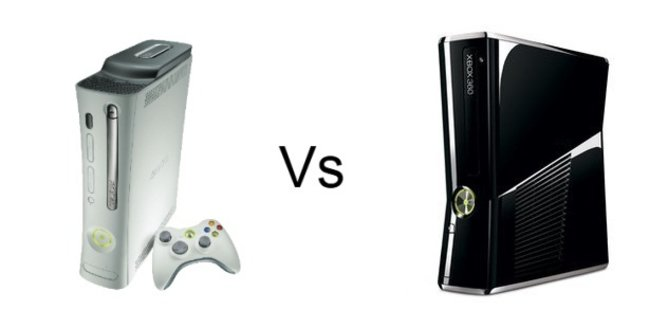 Xbox 360 Slim vs Xbox 360 - photo 3