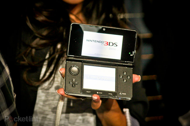 Nintendo 3DS hands-on - photo 13