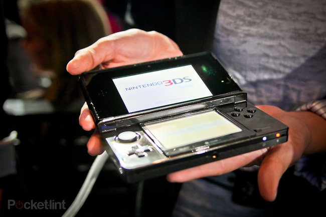 Nintendo 3DS hands-on - photo 14