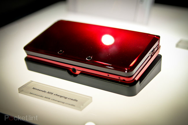 Nintendo 3DS hands-on - photo 25