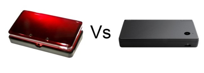 Nintendo 3DS vs Nintendo DSi - photo 1