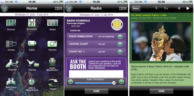 APP OF THE DAY - Wimbledon - photo 1