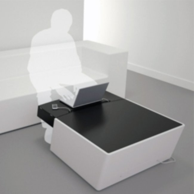 VIDEO: @home Coffee table - Voguish Minimalism - photo 1