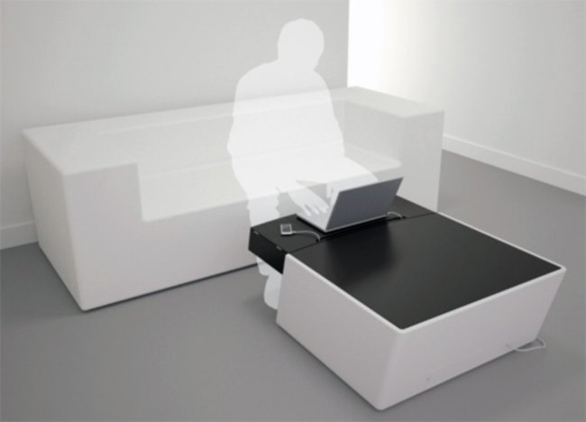 VIDEO: @home Coffee table - Voguish Minimalism - photo 2