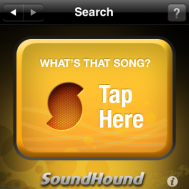 APP OF THE DAY - SoundHound - photo 1