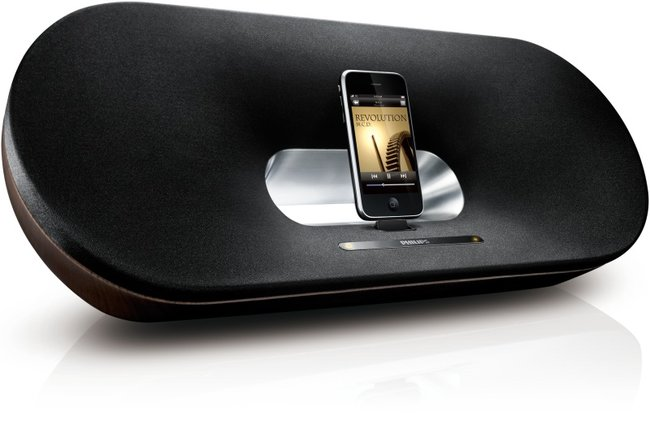 Philips Fidelio DS9000: The Audiophile's iPod dock - photo 3