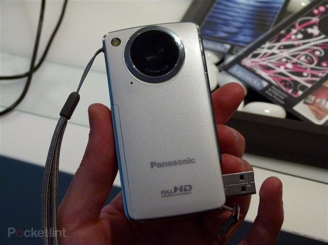 Panasonic takes on Flip with the HM-TA1 - photo 2