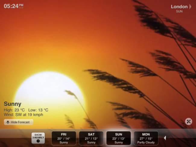 APP OF THE DAY - Weather HD - photo 6