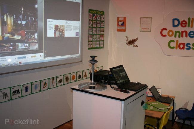"""Here Sir!"" - Pocket-lint goes back to school with Dell's connected classroom - photo 8"