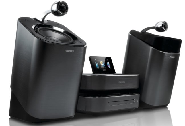 Philips Streamium MCI900: thinking outside the box for tweeters - photo 1