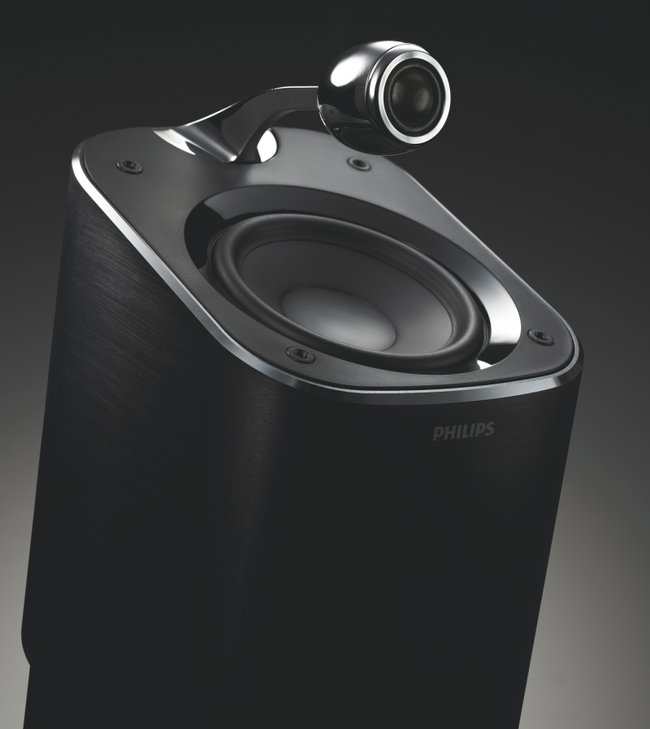 Philips Streamium MCI900: thinking outside the box for tweeters - photo 2