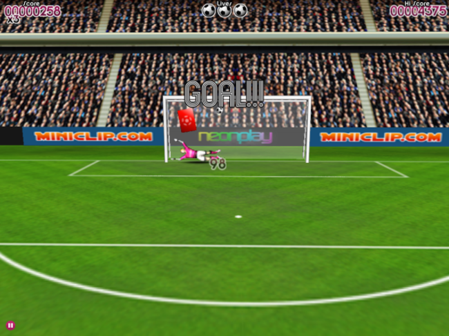 APP OF THE DAY: Flick Football (iPad/iPhone) - photo 5