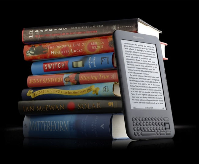 New Amazon Kindle: Smaller, lighter, cheaper and coming to the UK and US - photo 1