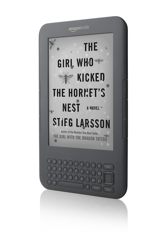 New Amazon Kindle: Smaller, lighter, cheaper and coming to the UK and US - photo 2