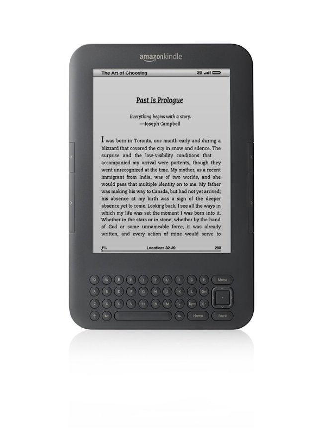 New Amazon Kindle: Smaller, lighter, cheaper and coming to the UK and US - photo 3