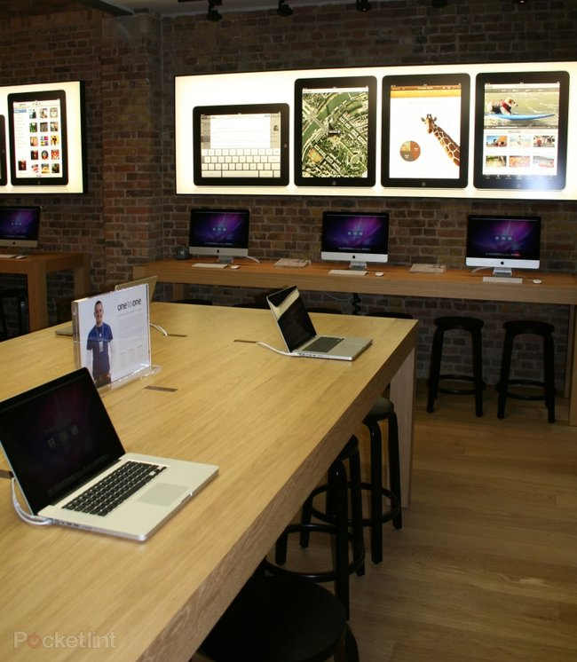 "Inside Apple's ""best ever"" store at Covent Garden - photo 10"